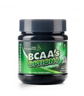 BCAA´s Option+ 300 gramos