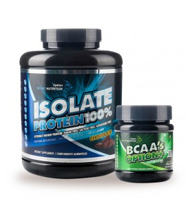 Pack Isolate + Opti BCAA'S.