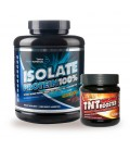 Pack Isolate +  TNT Opti Pump