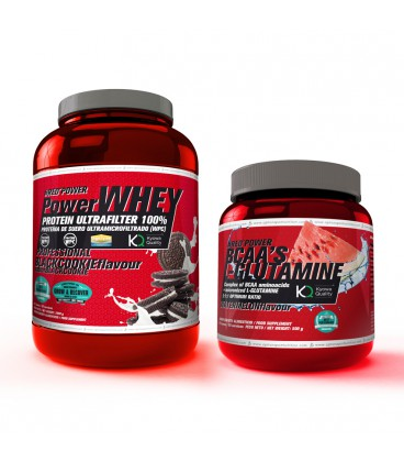 PACK LANZAMIENTO WHEY PROTEIN