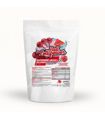 PACK GLUTAMINE+BCAAS LOLLIPOPS